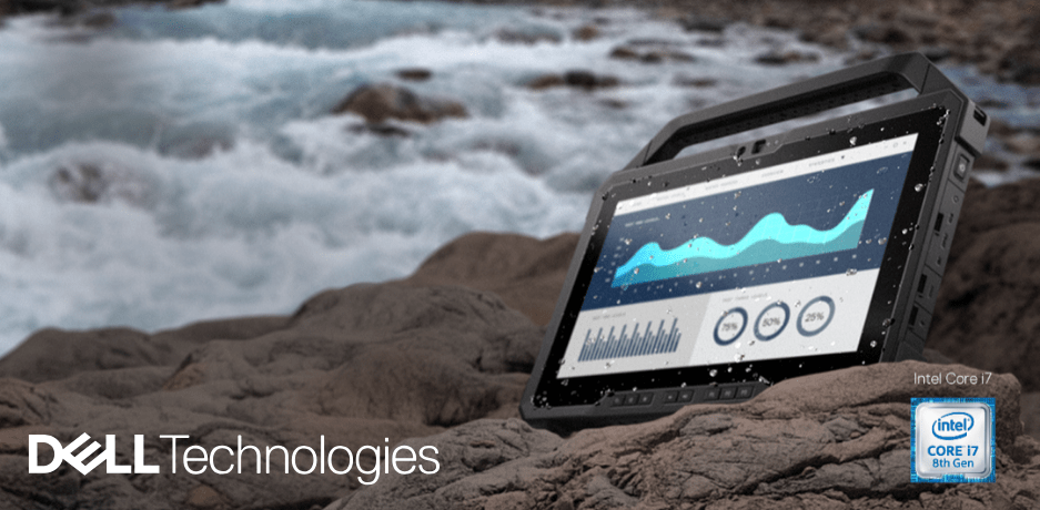 Dell Latitude Rugged Tablet