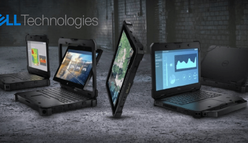 Dell Latitude Rugged series