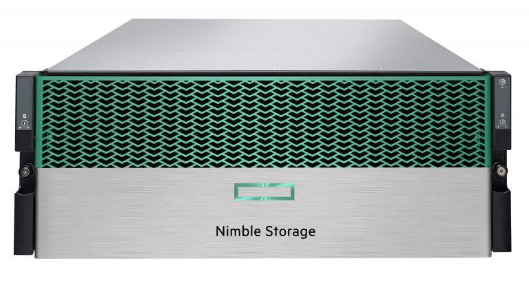 HPE Nimble Storage Adaptive Flash Arrays F