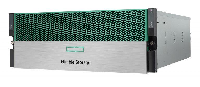 HPE Nimble Storage All Flash Arrays FL