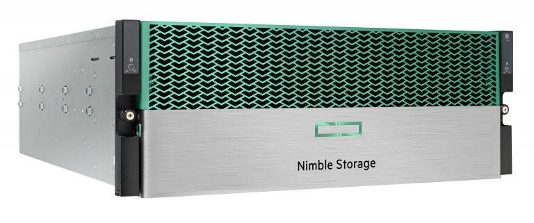 HPE Nimble Storage All Flash Arrays FR